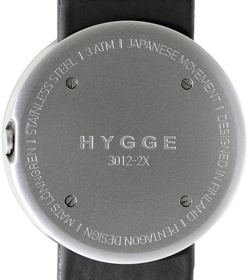 HYGGE 3012 Discus White Grey