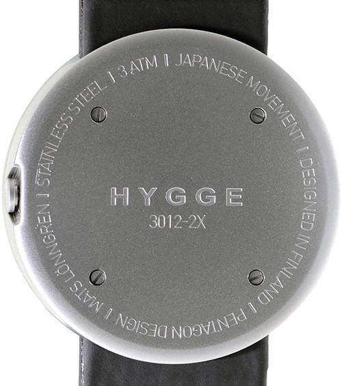 HYGGE 3012 Discus White Blue