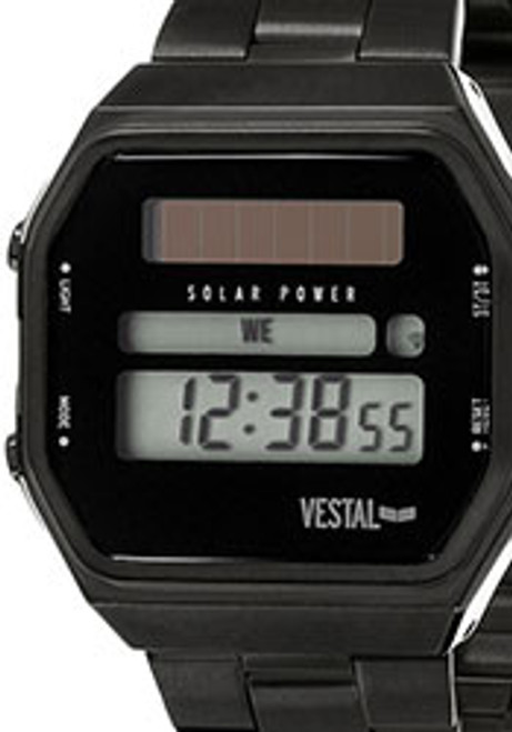 Vestal SYNDM01 Syncratic Solar - Black