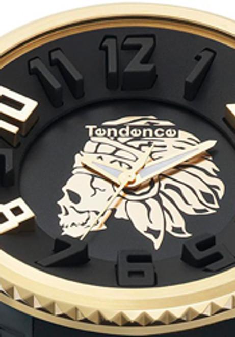 Tendence Apache Black/Gold