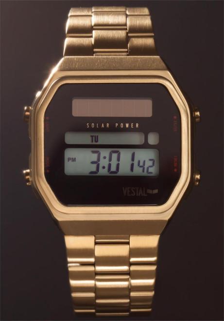 Vestal SYNDM03 Syncratic Solar - Gold
