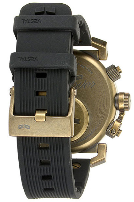 Vestal OBCS007 USS Observer Chrono Antique Gold
