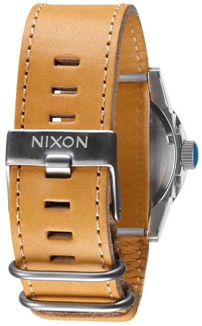 Nixon Private Leather Natural