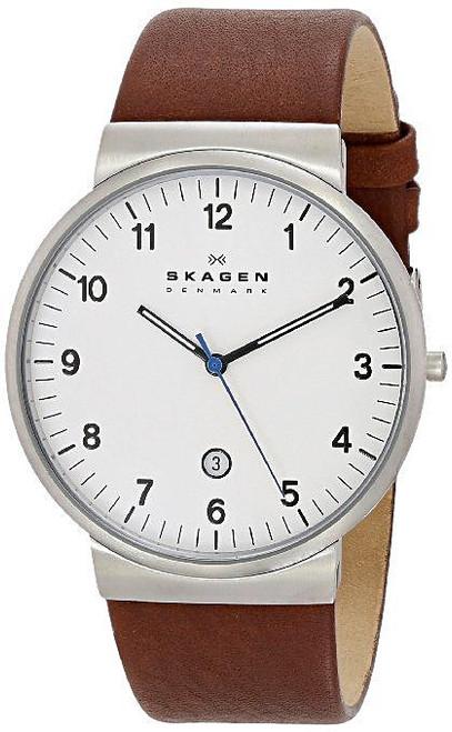 Skagen SKW6082 Klassik Date Brown