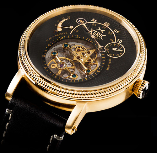 Xeric xeriscope black gold automatic for Watches xeric