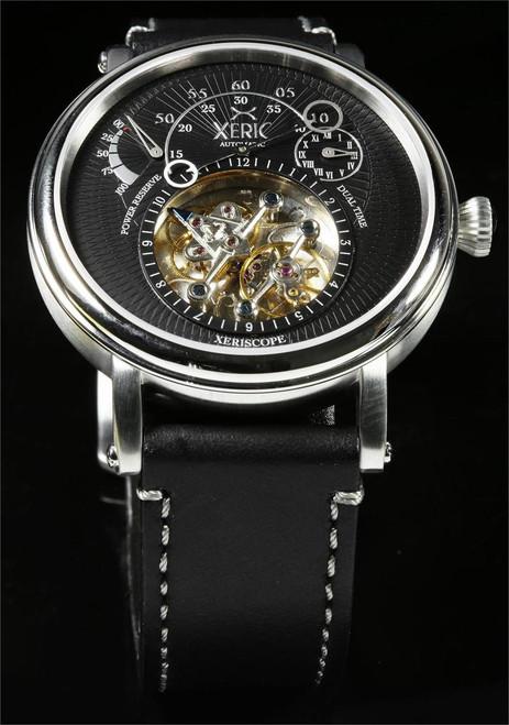 Xeric Xeriscope Automatic Silver/Black Xeric