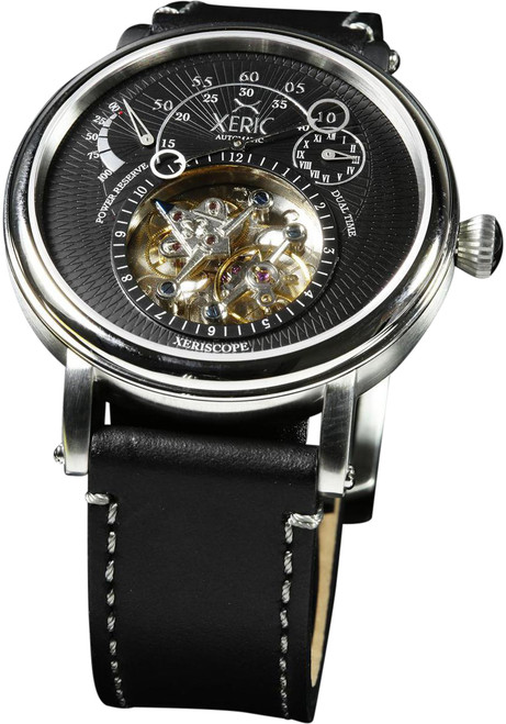 Xeric xeriscope automatic silver black for Watches xeric
