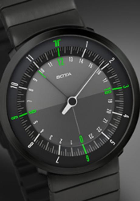 Botta Duo Green Black Edition Metal