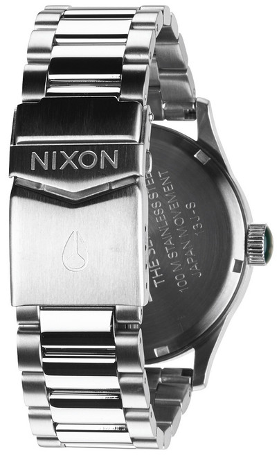Nixon Sentry SS Green Sunray
