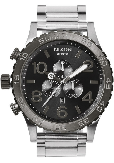 nixon 51 30 chrono instructions