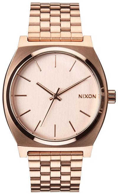 Nixon Time Teller SS Rose Gold