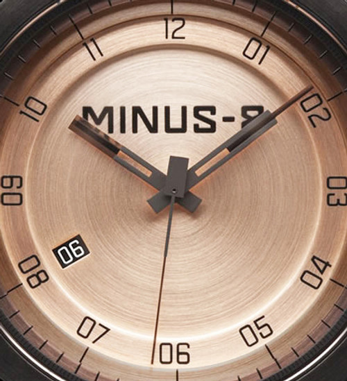 MInus-8 Layer Automatic -Black/Gold