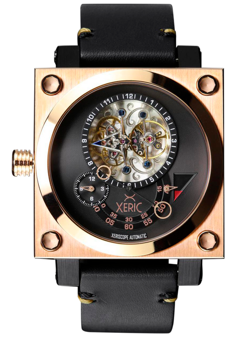 Xeric Xeriscope Squared Rose Gold (XS2-3016) front