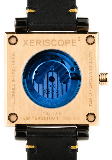 Xeric Xeriscope Squared Rose Gold (XS2-3016) back