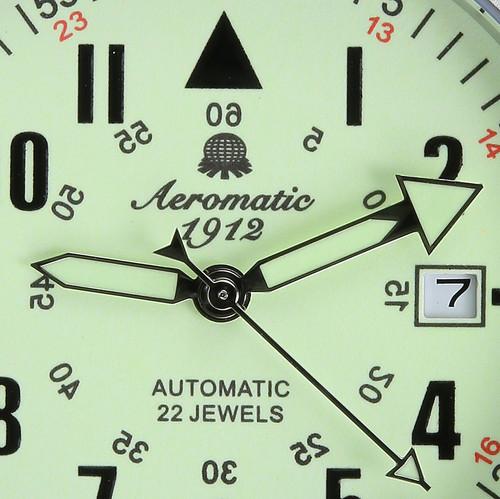 Aeromatic Limited Edition Luminous Automatic