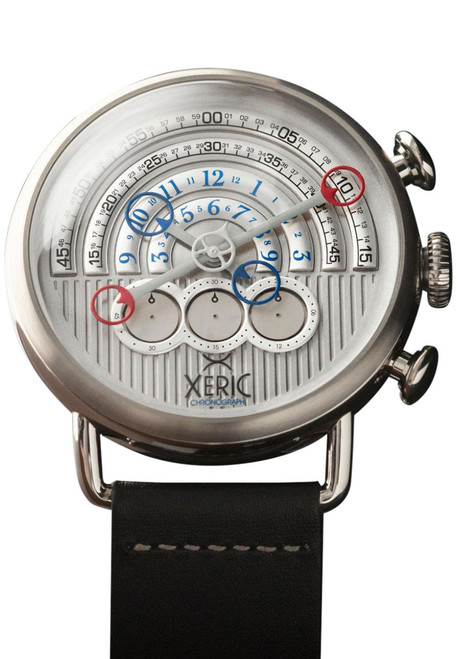 Xeric halograph chrono silver for Watches xeric