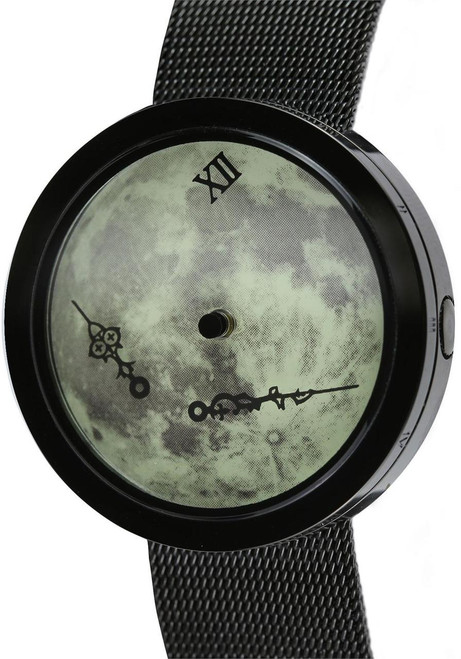M-Theory Time and Space Zero Gravity Moonlight Mesh