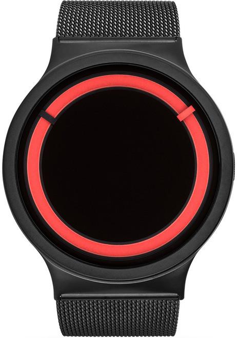 Ziiiro Eclipse Luminous Black Mesh Red