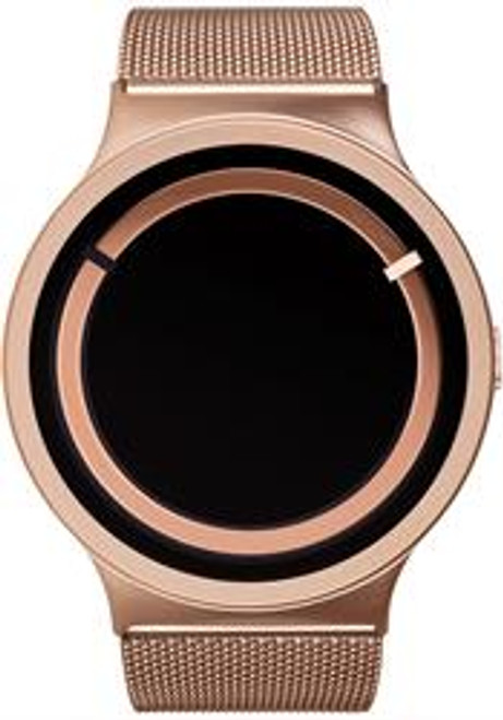 Ziiiro Eclipse Metallic Mesh Rose Gold Limited Edition