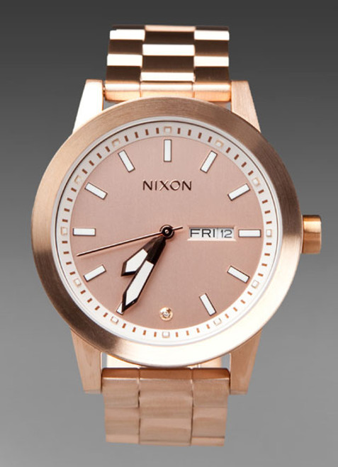 Nixon Spur All Rose Gold (A263897)