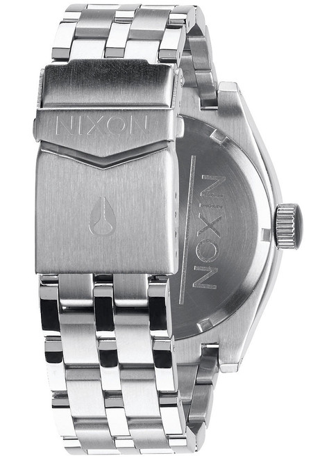 Nixon Monopoly All Silver Crystal