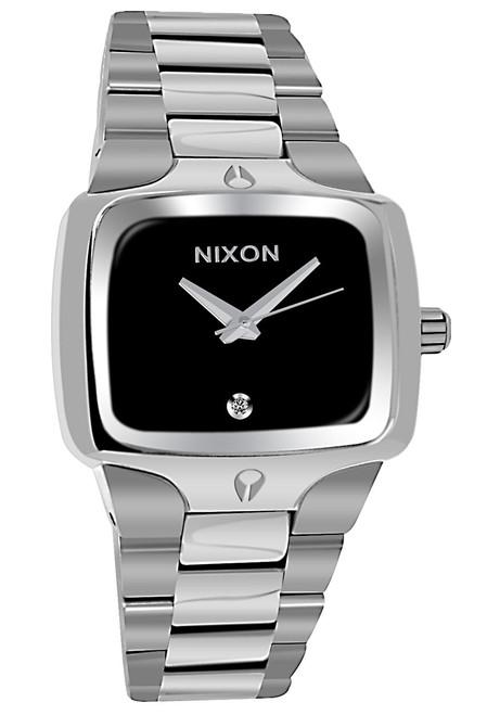 Nixon Small Player Black