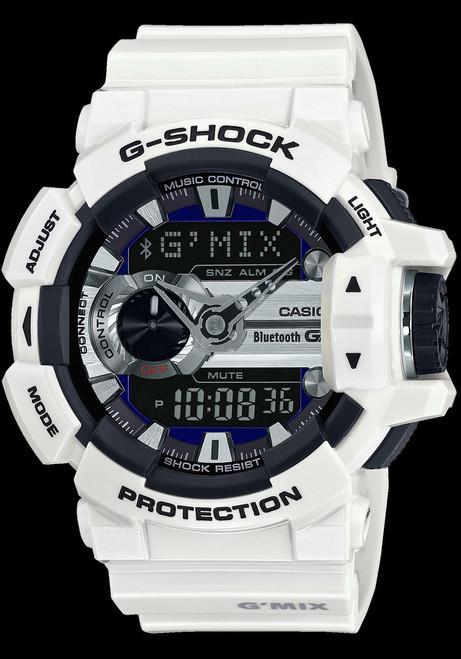G-Shock GBA-400-7 G-Mix White