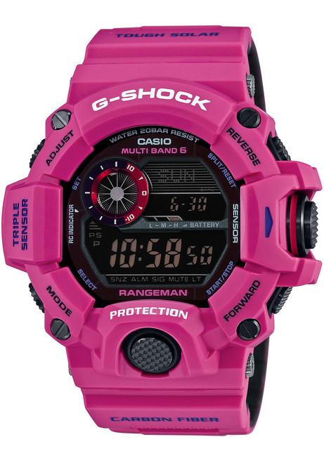 G-Shock GW-9400SRJ-4 Rangeman Sunrise Purple
