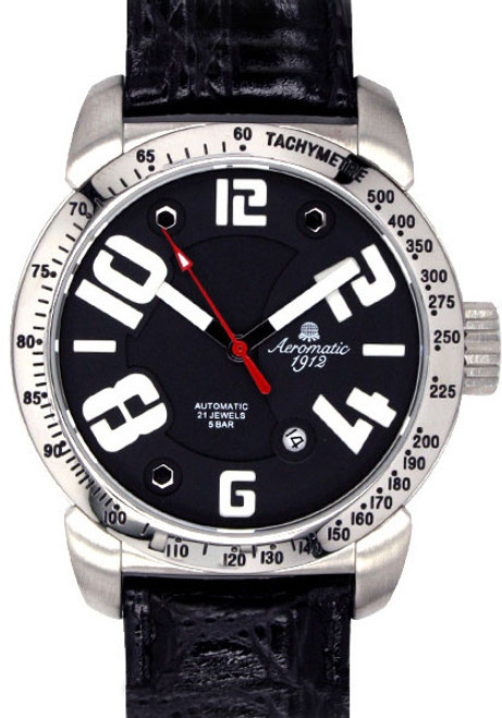 Aeromatic A1379 3-D Dial Automatic
