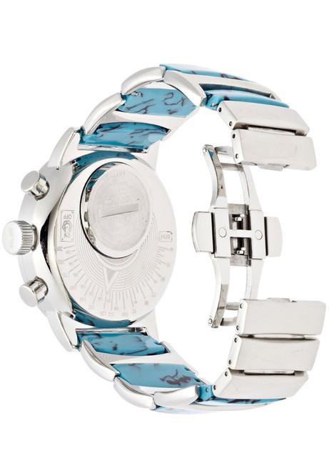 Vestal METCA06 Metronome Silver/Turquoise