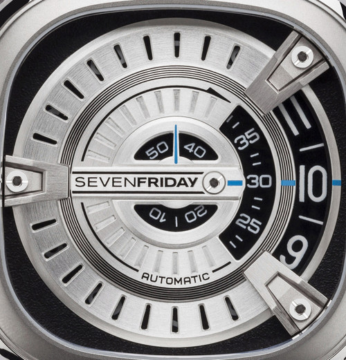 Seven Friday M1/01 Automatic