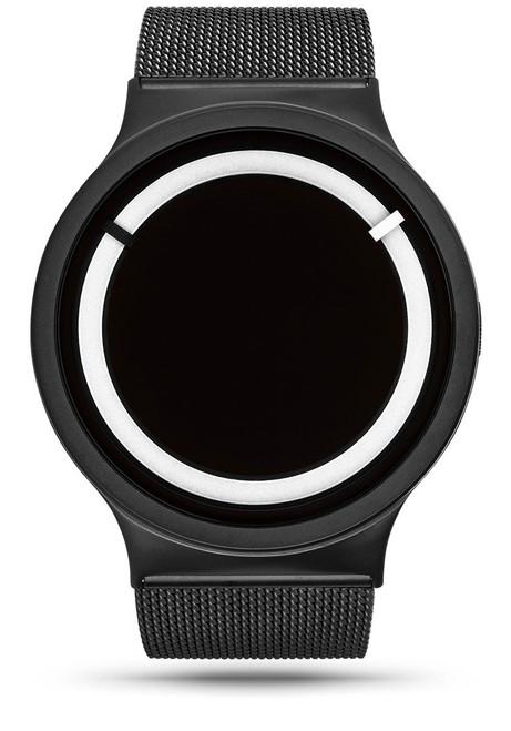 Ziiiro Eclipse Steel Black Snow Luminous (Z0012WBW)