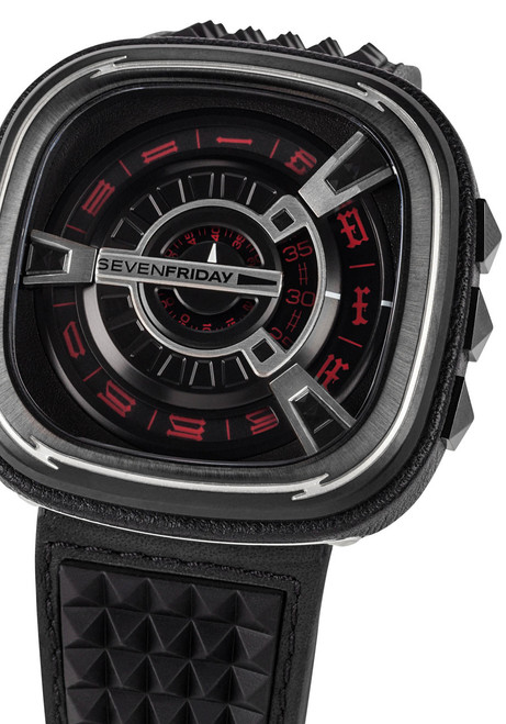 Seven Friday Punk M1/04 Automatic Limited Edition