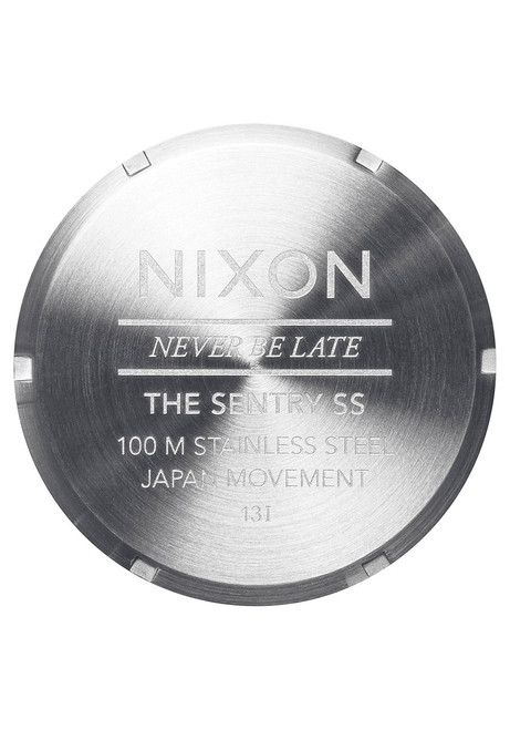 Nixon Sentry SS Silver (A356130)