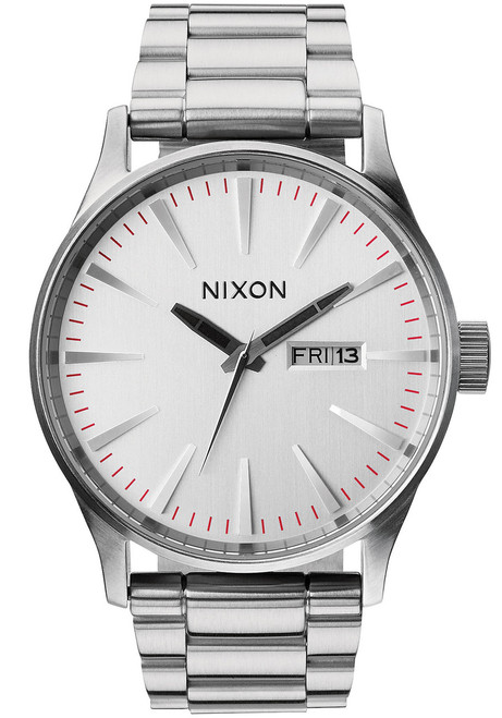 Nixon Sentry SS Silver