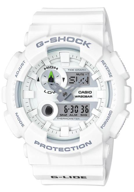 G-Shock GAX-100 All White (GAX-100A-7A)