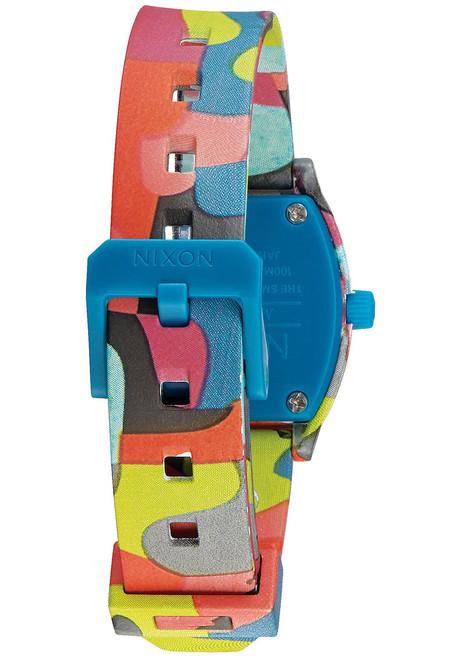Nixon Small Time Teller P Neo Preen (A4251988) strap
