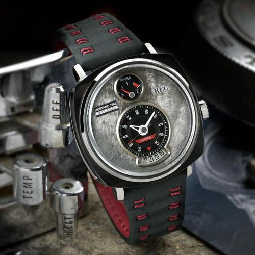 REC P51-04 Automatic Raven Black Limited Edition (P51-04)