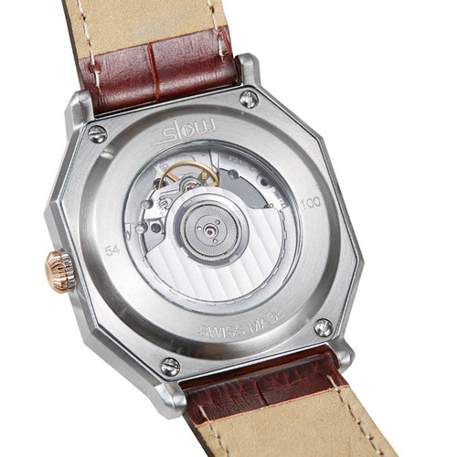 Automatically Slow 01 Swiss Made One Hand Limited Edition