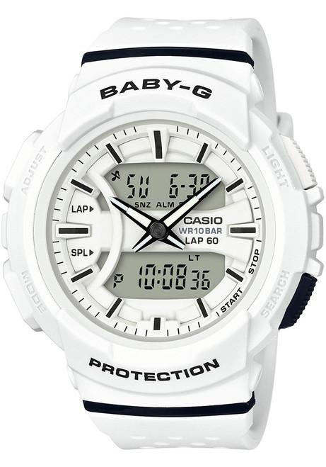G-Shock Baby-G Runner White (BGA240-7A)