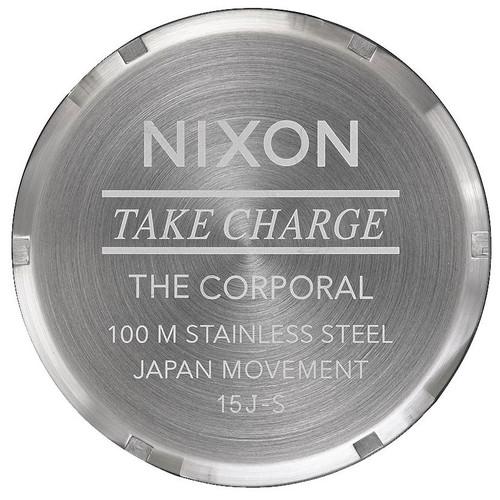 Nixon Corporal SS Black Multi (A3462336)