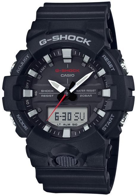 G-Shock Midsize Analog-Digital Black GA800-1A (GA800-1A)