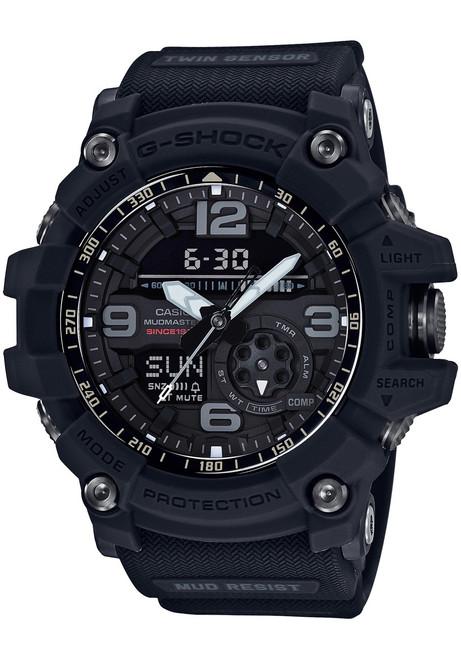G-Shock Mudmaster 35th Aniversary Black GG1035A-1A (GG1035A-1A)