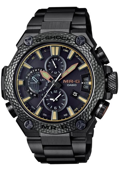 G-Shock MR-G Tsuiki Black (MRGG2000HB-1A)