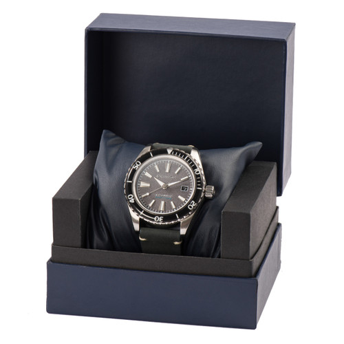 Spinnaker Fleuss Automatic Silver Grey (SP-5056-02)