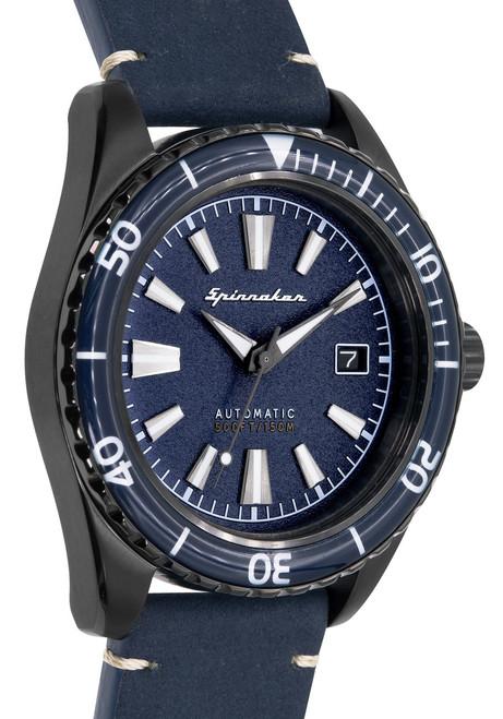 Spinnaker Fleuss Automatic Blue (SP-5056-03)