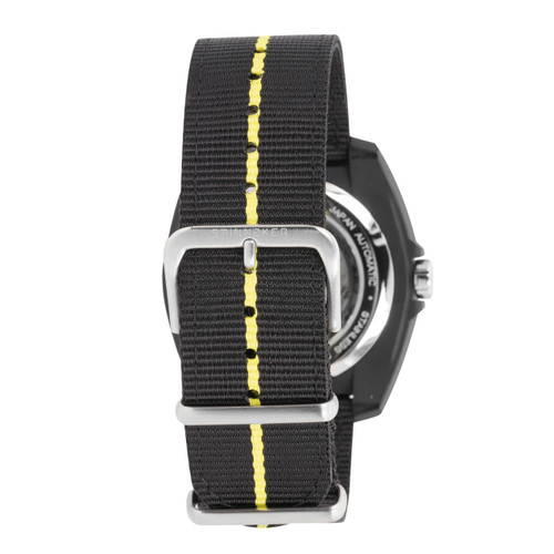 Spinnaker Marina Automatic Black Yellow (SP-5054-06)