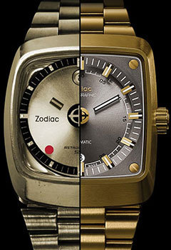 Zodiac Astrographic Limited Edition