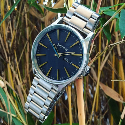 Nixon Sentry Watches