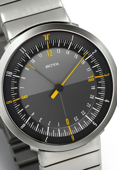Botta DUO 24 Dual Time One Hand